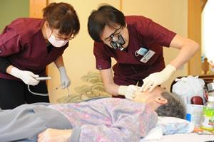 訪問歯科求人